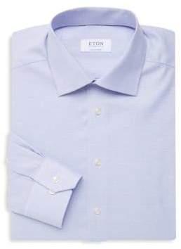 Eton Contemporary-Fit Cotton Dress Shirt