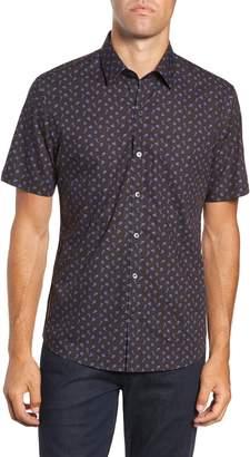 Zachary Prell Principato Regular Fit Sport Shirt