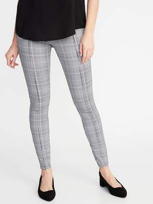 Old Navy High-Rise Ponte-Knit Stevie Pants for Women