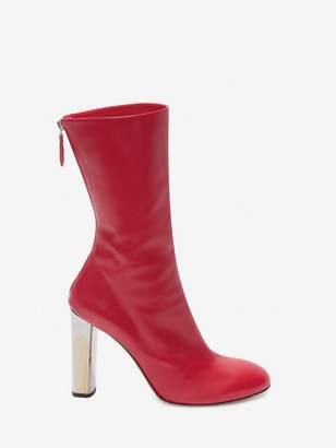 Alexander McQueen Sculpted Heel Boot
