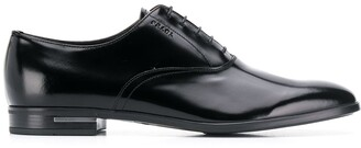Prada classic Oxford shoes