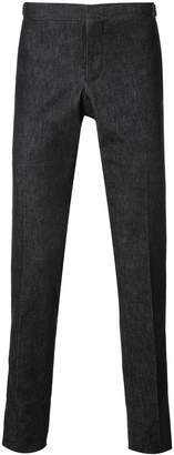 Thom Browne tapered tailored trousers