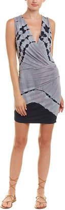Young Fabulous & Broke Yfb Clothing Kerenna Faux Wrap Dress