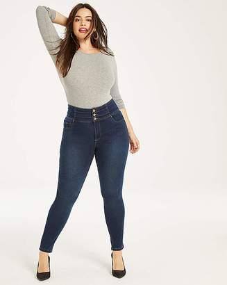 Fashion World Shape & Sculpt High Waist Skinny Jeans