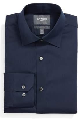 Bonobos Slim Fit Solid Dress Shirt