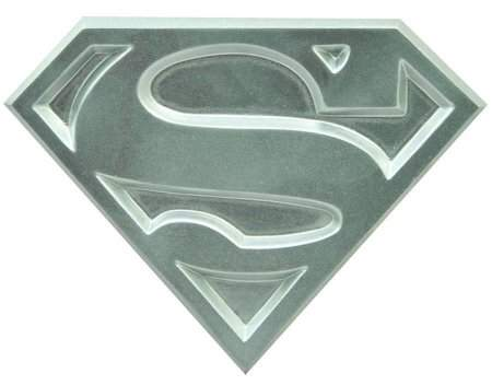 Diamond Select Toys Superman Animated Series Logo Bottle Opener