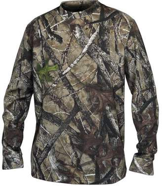HTC True Timber Poly Cotton Long Sleeve Tee, Fall