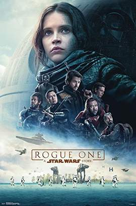 Star Wars Trends International RP15454 Rogue One Unit Wall Poster