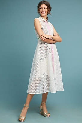 Tracy Reese Cherry Blossom Shirtdress