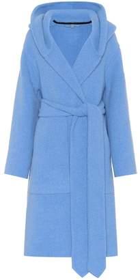Burberry Dunbridge wool-blend coat