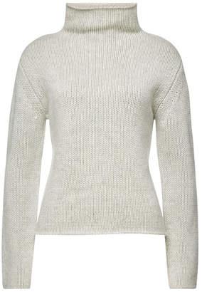 Majestic Cashmere Turtleneck Pullover