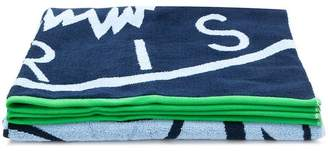 Kenzo (ケンゾー) - Kenzo Tiger beach towel