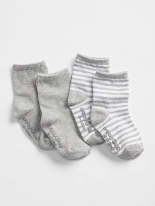 Gap Favorite stripe socks (2-pack)