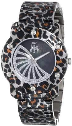 Jivago Women's JV4410 Leopard Watch