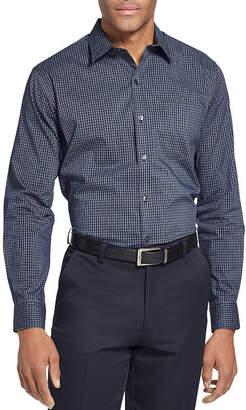 Van Heusen Traveler Stretch Non-Iron Long-Sleeve Button-Down Shirt