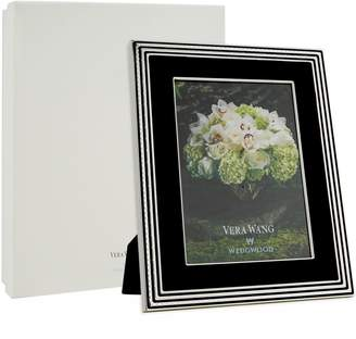 "Wedgwood With Love Noir Photo Frame (8"" x 10"")"