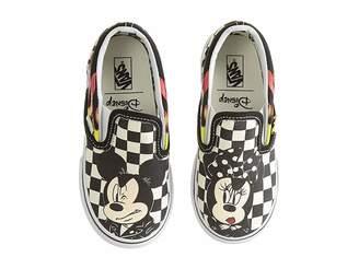 Vans Kids Mickey's 90th Classic Slip-On (Infant/Toddler)