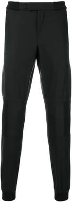 Les Hommes panelled trousers