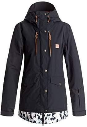 DC Women's Riji Full Zip Snow Jacket