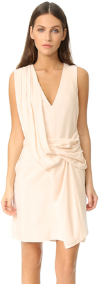 Brochu Walker Taft Draped Dress $428 thestylecure.com