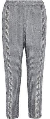 Antik Batik Robert Embellished Chiffon Tapered Pants