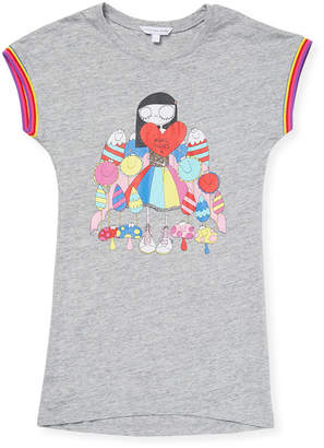 Little Marc Jacobs Graphic T-Shirt