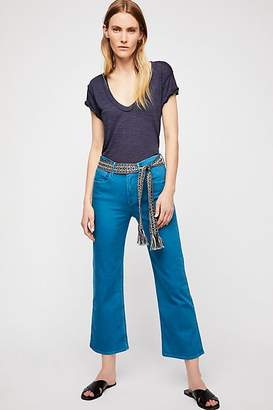 3x1 Shelter Wide Leg Crop Jeans