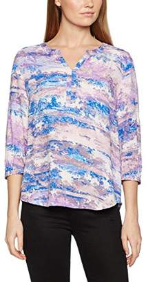 Nordic Dash Women's Print Blouse
