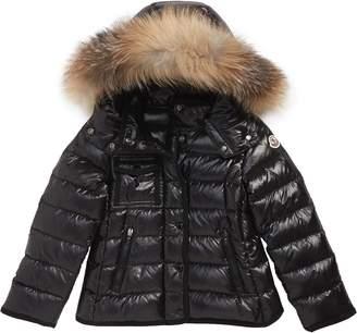 4d8d495f1 Kids Down Jacket With Fur Trim - ShopStyle