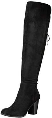 Madden-Girl Women's Districtt Slouch Boot