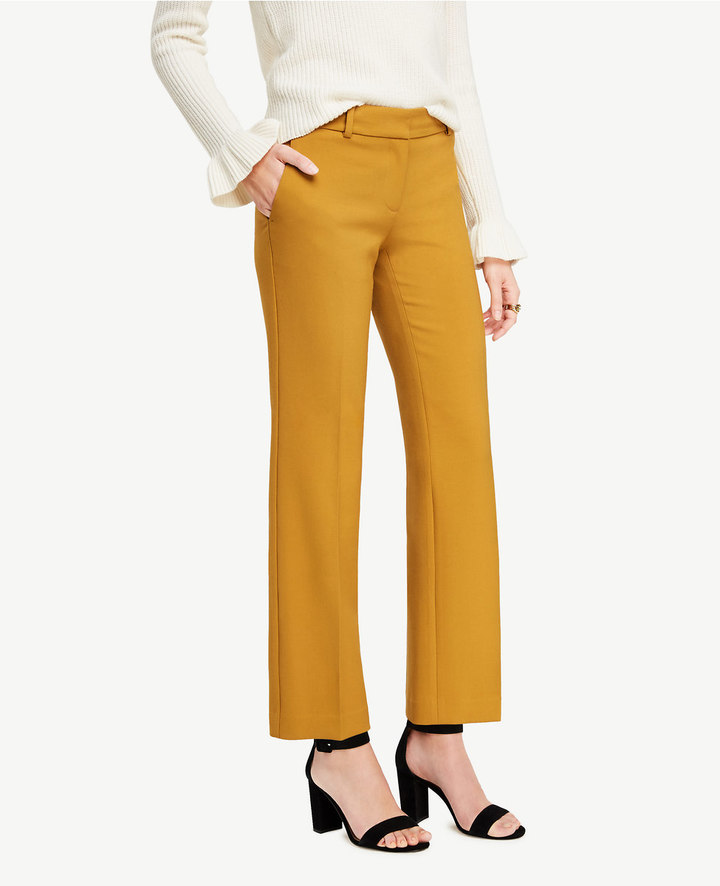 Ann TaylorKick Crop Pants