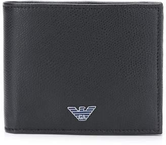 Emporio Armani billfold wallet