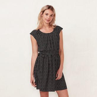 Women's LC Lauren Conrad Pleated Shift Dress $60 thestylecure.com