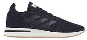 adidas Mens Cloudfoam Run 70's Logo Sneakers