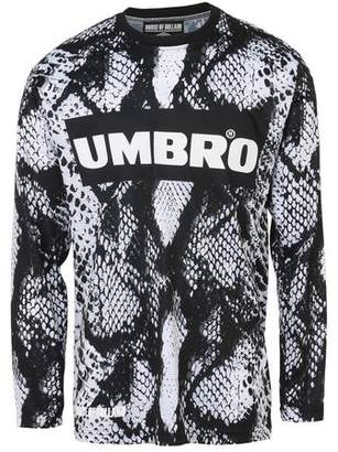 House of Holland UMBRO x SNAKE COLLARED FOOTBALL TOP T-shirt