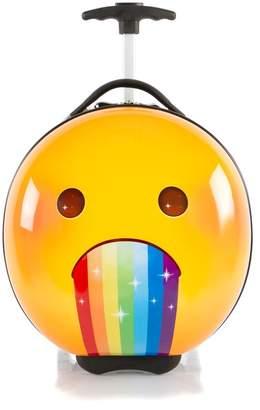 Heys Luggage E-Motion Rainbow Circular Luggage (Kids)