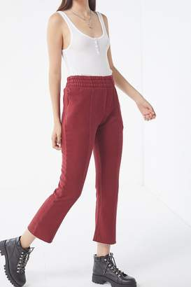 Urban Outfitters Harlyn Cropped Jogger Pant