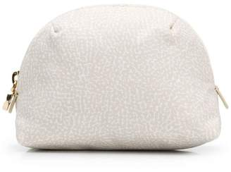 Borbonese small zipped make-up bag