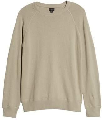 J.Crew Crewneck Cotton Field Sweatshirt