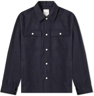 Wood Wood Franco Wool Overshirt