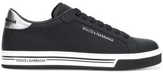 Dolce & Gabbana Roma logo sneakers
