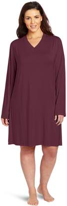 Casual Moments Women's Plus-Size Sleepshirt