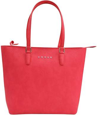 Cross Women's Artificial Leather Vertical Tote Bag - Andorra - AC711163-3