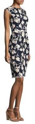 Sachin + Babi Lillie Floral-Print Dress