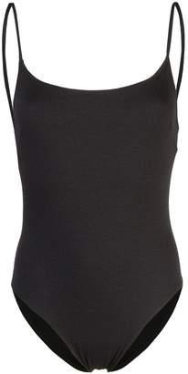 OSKLEN backless one-piece swimsuit