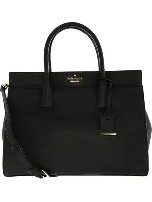 Kate Spade Women's Cameron Street Candace Leather Top-Handle Bag Satchel