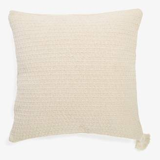 ABC Home Raw Cotton Pillow Natural