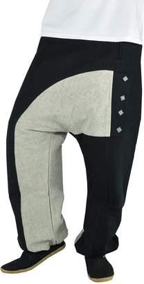 virblatt Mens Harem Jeans Drop Crotch Pants for Men (Size M –XL) – Kopfkino