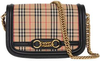 Burberry 1983 Check Link Shoulder Bag