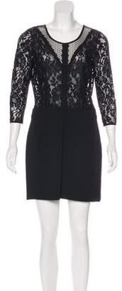 The Kooples Lace Mini Dress w/ Tags